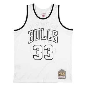 Maillot NBA Mitchell & Ness Chicago Bulls - Scottie Pippen (Tailles S à L)