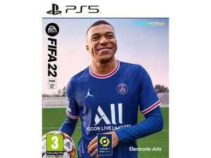 Fifa 22 sur PS5 (Frontaliers Suisse)
