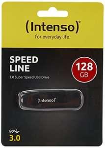 Clé USB 3.0 Intenso Speed Line - 128 Go, Noir