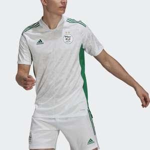 Ensemble Adidas Algérie : Survêtement d'entrainement + Maillot Domicile 2021 offert (dzfanstore.com)