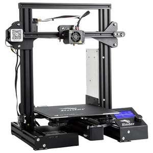 Imprimante 3D Creality Ender-3 Pro - 220 x 220 x 250 mm (Entrepôt Europe)