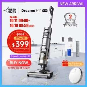 Aspirateur Vertical sans-fil Dreame H11 Max