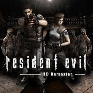 Resident Evil ou Resident Evil 0 HD Remaster sur PC (Dématérialisé - Steam)