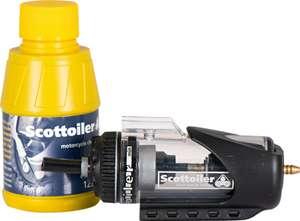Système de graissage de chaîne automatique Scottoilere vSystem + flacon d'huile chaîne (125 ml)