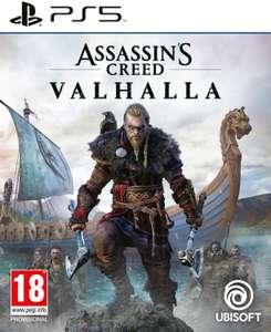 Assassin's Creed: Valhalla sur PS5