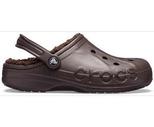 Crocs fourrées Baya Lined Clog - Tailles 36 à 49