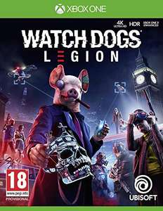 Watch Dogs Legion sur Xbox & Series X|S (voix anglaise)