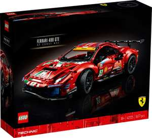 50% de remise sur le 2ème Jouet Lego Technic & Friends (le moinds cher des 2)