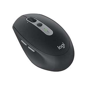 Souris sans-fil Logitech M590 Silent - 1000 dpi, Noir (Bluetooth ou 2,4 GHz)