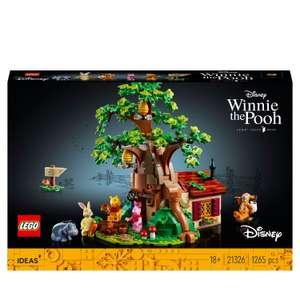 Jouet Lego Ideas - Disney Winnie l'ourson (21326)