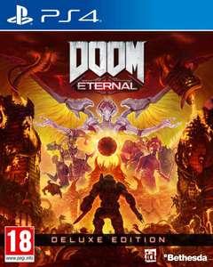 Doom Eternal Édition Deluxe sur PS4 - Chasseneuil du Poitou (86)