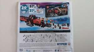 Jouet Lego Harry Potter - Le Poudlard Express 75955 (via 20€ sur la carte de fidélité)