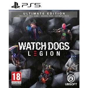 Watchdogs Légion Ultimate Édition sur PS5