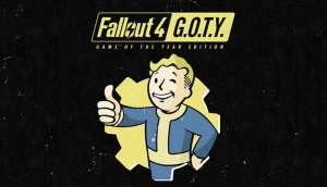 Fallout 4 GOTY sur PC (Dématérialisé - Steam)