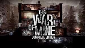 This War of Mine: Complete Edition sur PC (Dématérialisé - Steam)