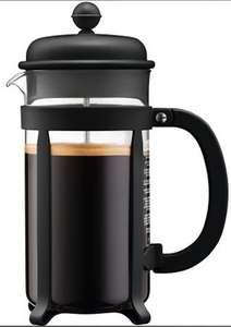 Cafetière à piston Bodum - Modèle Java, 8 tasses, 1L