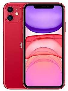 "Smartphone 6.1"" Apple iPhone 11 - 64 Go, Rouge"
