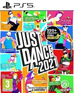 Jeux PS5 Juste Dance 2021 (Frais d'importation compris)
