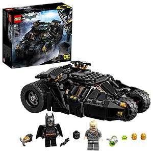 Lego 76239 DC Batman La Batmobile Tumbler : La Confrontation avec l'Épouvantail