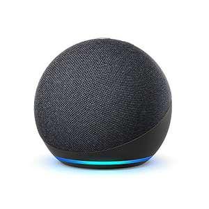 Sélection d'assistants vocaux en promotion - Ex : Enceinte connectée Amazon Echo Dot 4 (plusieurs coloris)