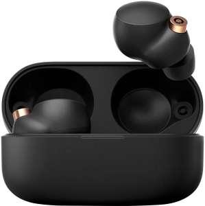 Écouteurs sans-fil avec réduction du bruit Sony WF-1000XM4 - Noir