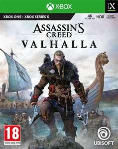 Assassin's Creed Valhalla sur Xbox One sur Xbox Series X/S (Dématérialisé)