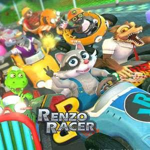 Renzo Racer gratuit sur PC (dématérialisé, DRM-Free)