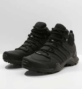 Chaussures de randonnée Adidas Terrex Swift R2 MID GTX - Noir