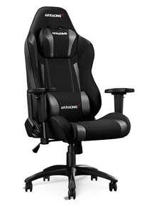 Chaise Gaming Ak Racing Série Core EX SE - Noir carbone
