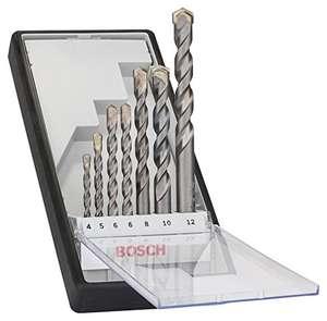Lot de 7 forets à béton Bosch Professional