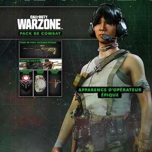 [PS +] Contenu numérique : Pack de Combat (Parc Automobile) pour Call of Duty: Black Ops Cold War sur Playstation (Dématérialisé)