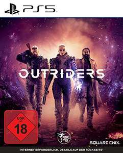 Outriders sur PS5, PS4 ou Xbox One/Series X
