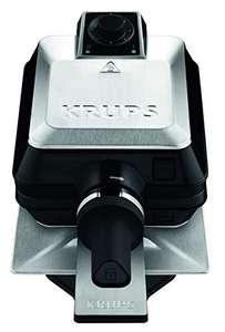 Gaufrier rotatif Krups FDD95D10 - 1200W, Gaufres Dorées, Plaques amovibles et antiadhésives