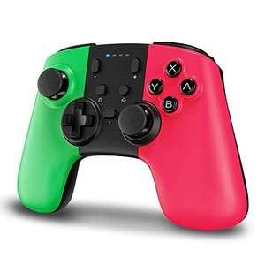 Manette sans-fil Stoga pour Nintendo Switch - Plusieurs coloris (Via Coupon - Vendeur Tiers)