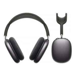 Casque audio sans-fil à réduction de bruit active Apple AirPods Max - Gris ou Bleu