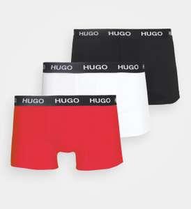 Pack de 3 boxers Hugo Trunk Triplet