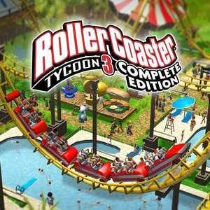 RollerCoaster Tycoon 3: Complete Edition sur PC (Dématérialisé, Steam)