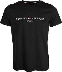 T-Shirt Homme Tommy Hilfiger Core Tommy Logo (plusieurs tailles)