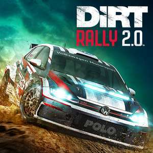 DiRT Rally 2.0 - Game of the Year Edition sur PS4/PS5 (Dématérialisé)