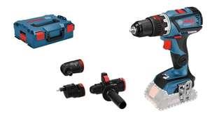 Visseuse sans-fil Bosch GSR 18V-60 FC Professional + coffret L-Boxx + accessoires - sans batterie, ni chargeur (passiontec.fr)