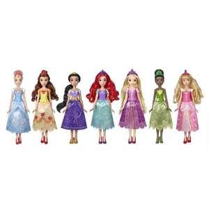 Coffret de 7 poupées Disney Robes de Fête (via 24.95€ sur Carte Fidélité)