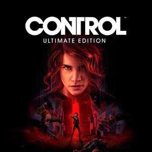 Control Ultimate Edition sur PS4, PS5 (Dématérialisé)