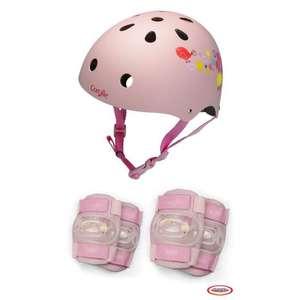 Casque bol + set de protection pour enfant Corolle (Taille S)