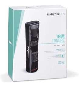Tondeuse à barbe sans-fil Babyliss T811E - Noir