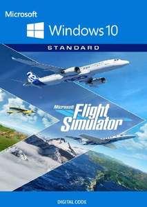 Microsoft Flight Simulator 2020 pour Windows 10 (dématérialisé)