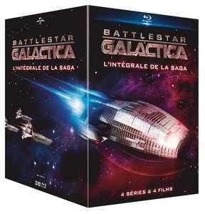 Sélection de Blu-ray en promotion - Ex: Coffret Blu-Ray Battlestar Galactica - L'intégrale Ultime