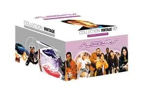 Coffret Sliders en DVD - L'intégrale de la série