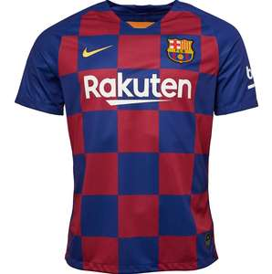 Maillot de Foot Nike FCB Barcelona La Liga Home - Homme Bleu, Taille S