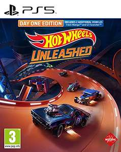 Hot Wheels Unleashed Day One Edition sur PS5 & Nintendo Switch