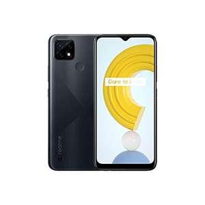 """Smartphone 6.5"""" Realme C21 - HD+, Helio G35, 4 Go RAM, 64 Go, 5000 mAh, Dual Sim, noir"""